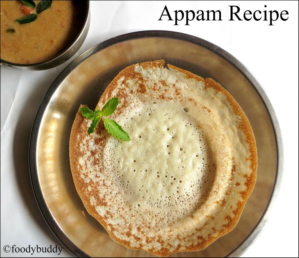Appam Recipe