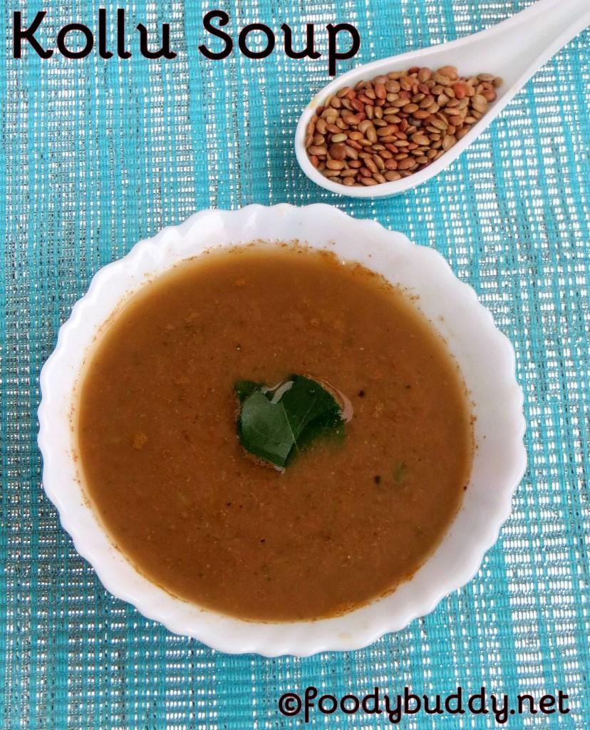 kollu soup recipe