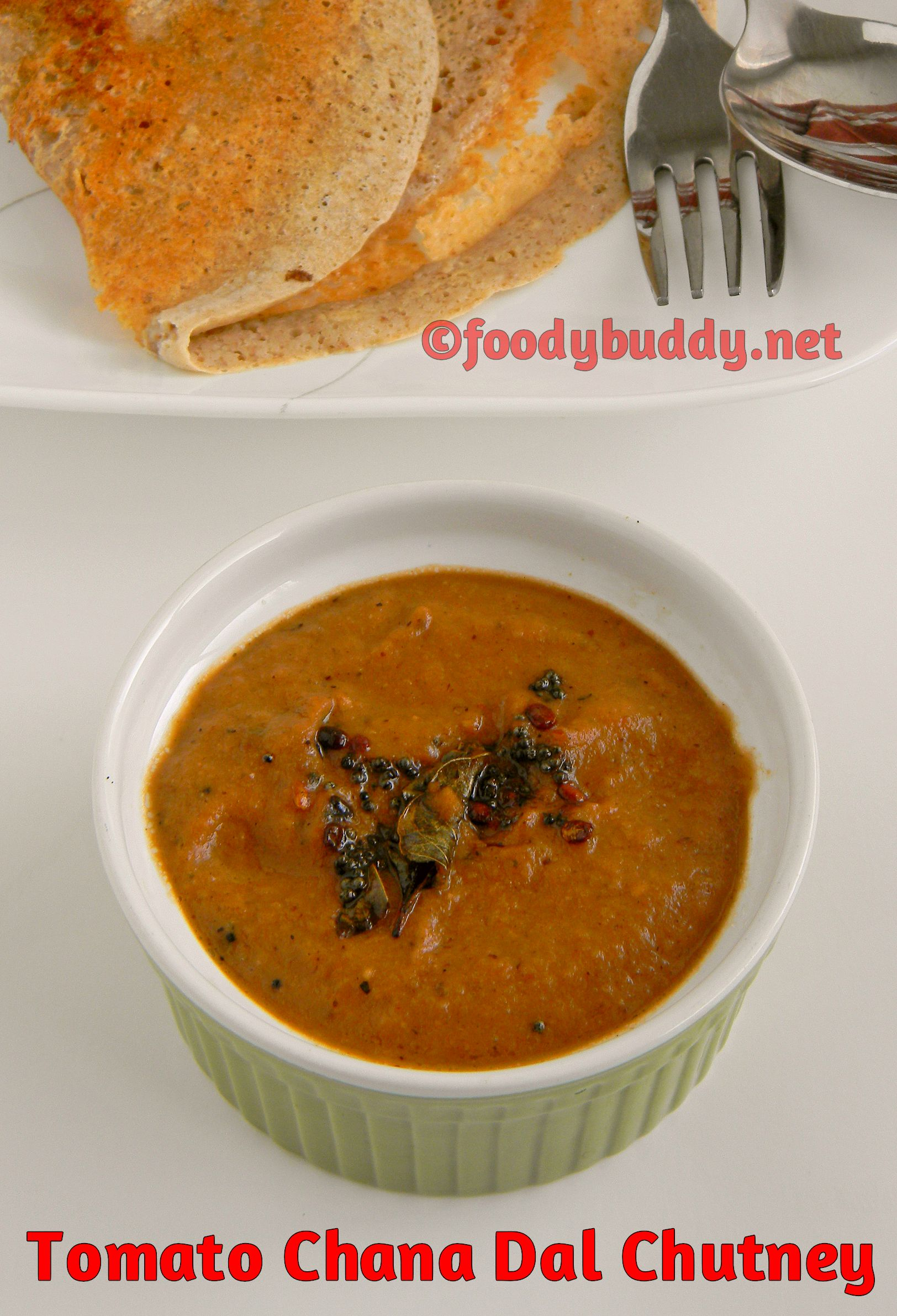 ... dal chutney without coconut i wanted to make onion tomato chutney to