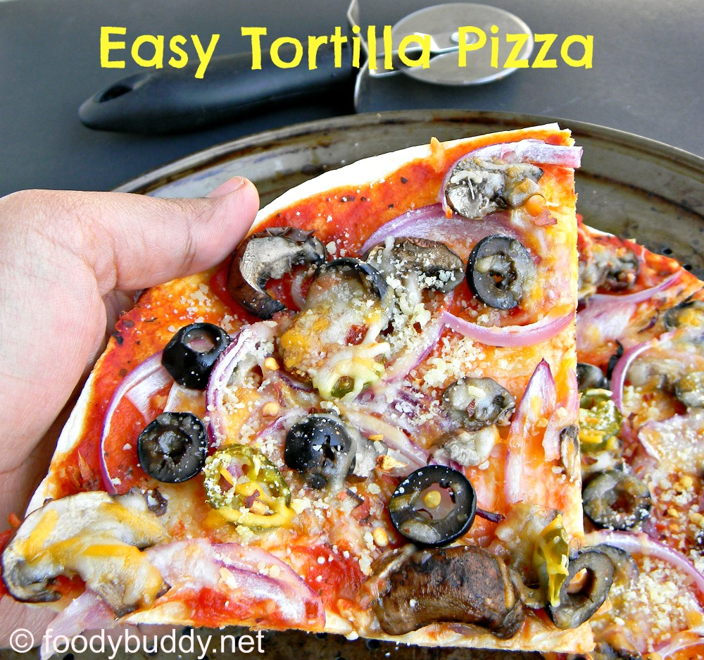 easy thin crust pizza