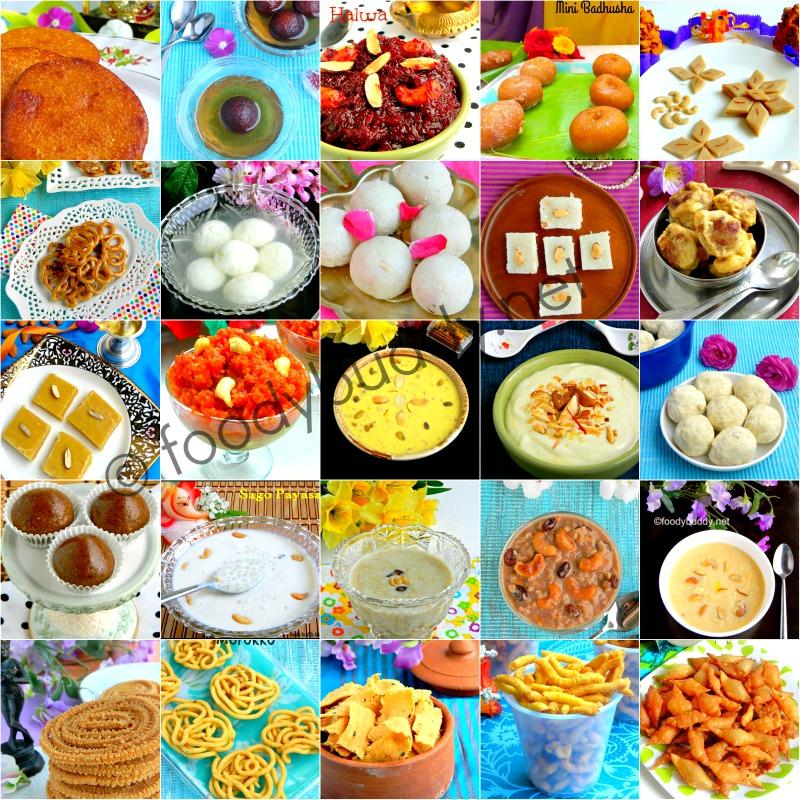 Easy Diwali Recipes 2015