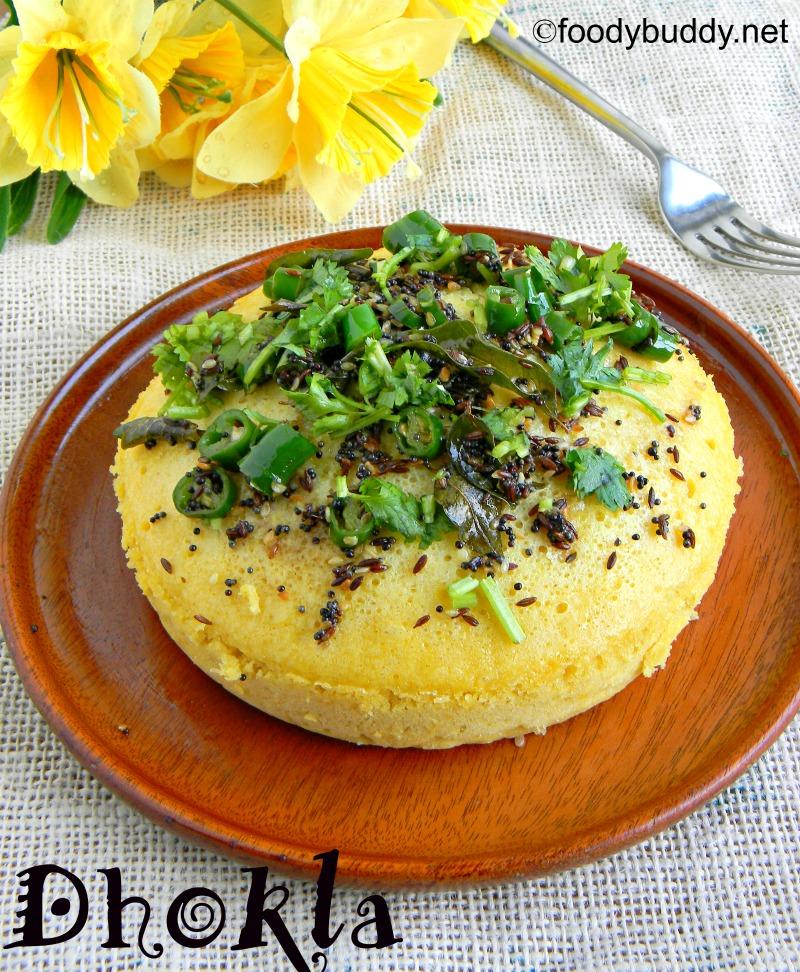 Instant dhokla recipe khaman dhokla foodybuddy forumfinder Images