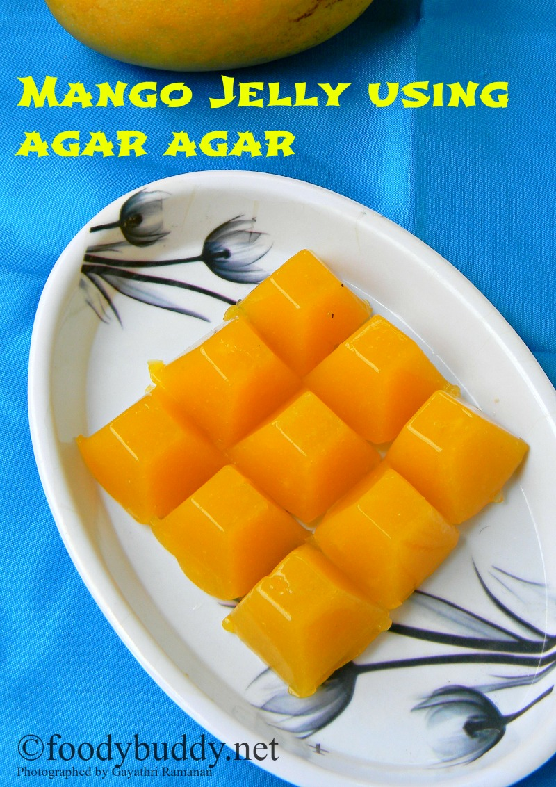 mango jelly recipe