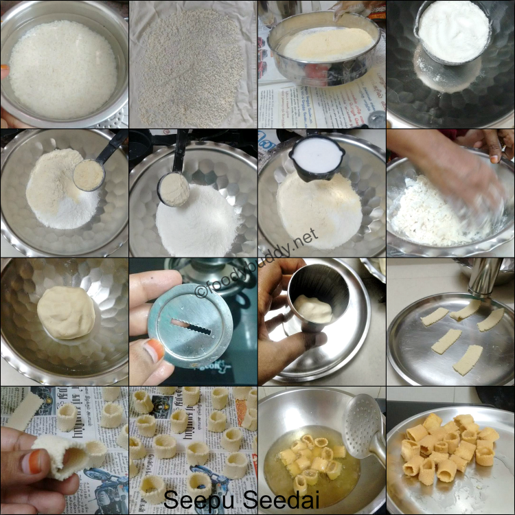 making of seepu seedai